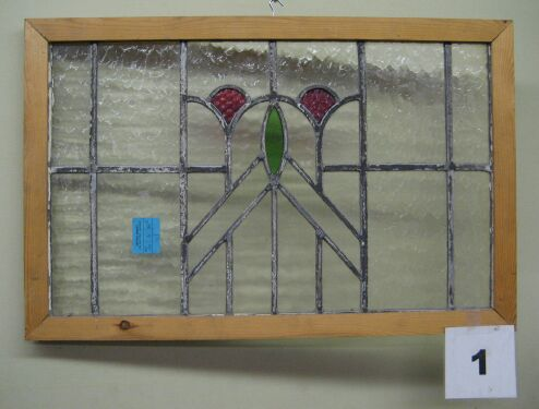 Antique Stained Glass - Leaded Glass Antiques